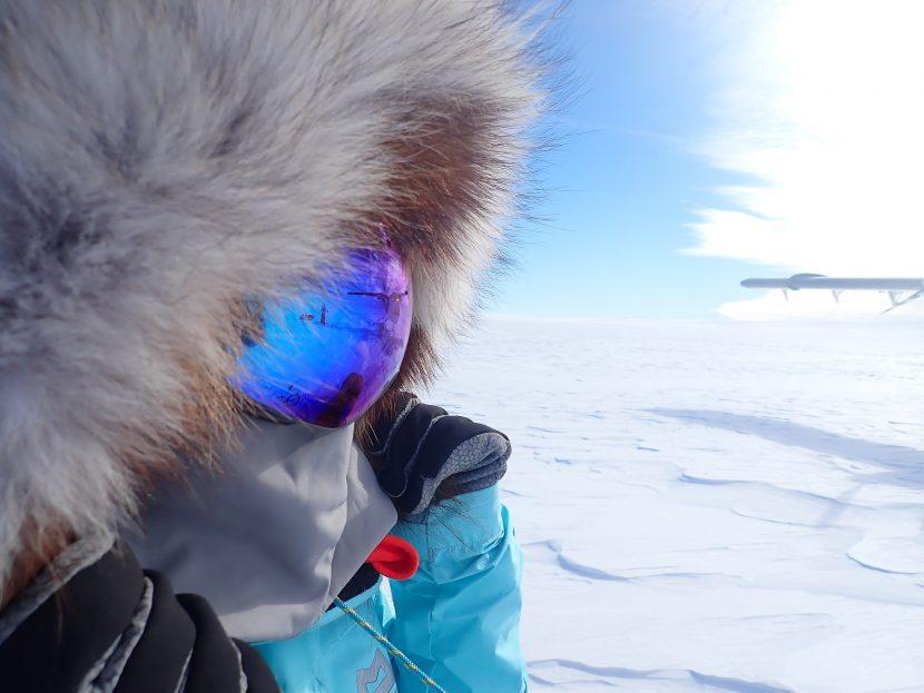 Antarctica reflection