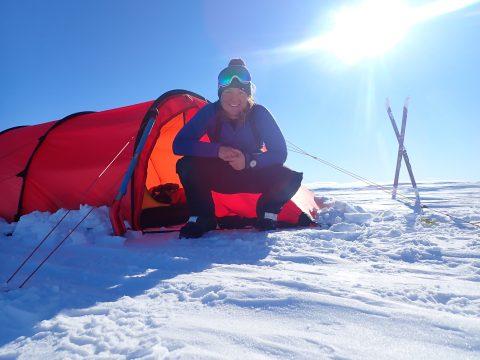 Antarctica Tent