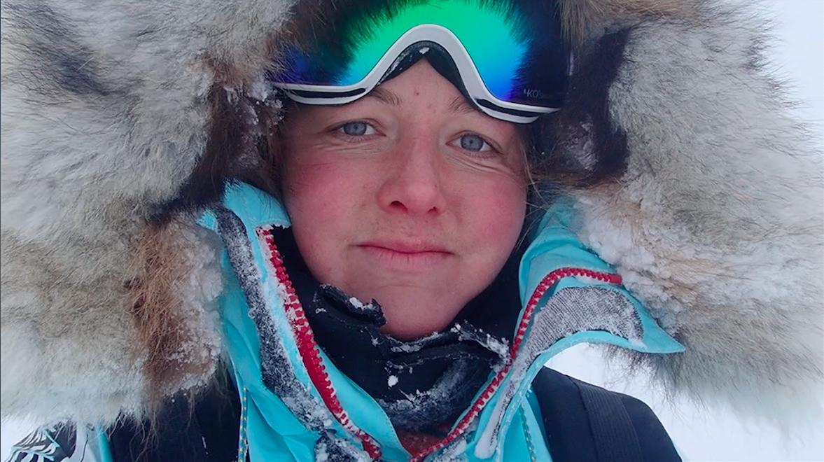 Antarctica Whiteout